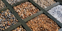 Agrégats (terre, sable, etc.)